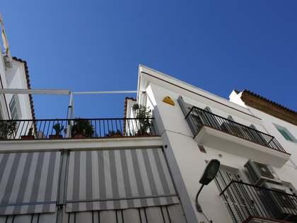 Квартира 149m², 40m² террасa на продажу в Ситжес, Ситжес