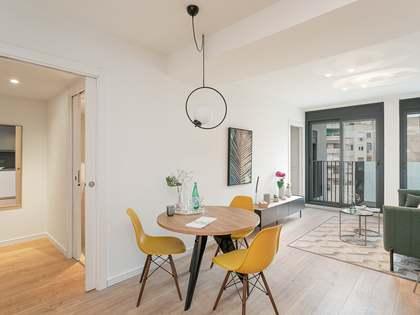 76m² Lägenhet med 49m² terrass till salu i La Sagrera