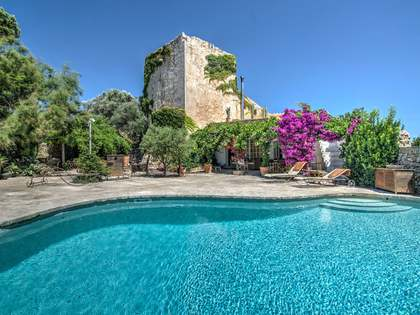 Historic property for sale in Binidalí, Menorca