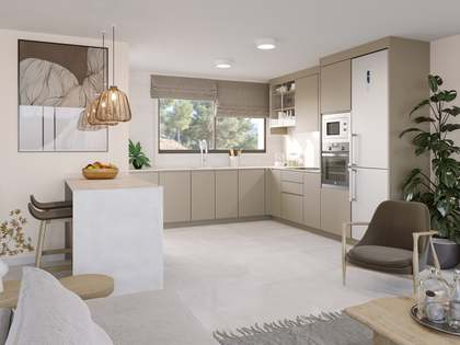 216m² Wohnung mit 59m² terrasse zum Verkauf in Los Monasterios