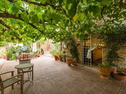 Hôtel et restaurant à vendre au Baix Empordà à Gérone