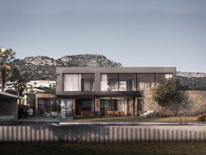 在 Los Monasterios, 瓦伦西亚 620m² 出售 豪宅/别墅 包括 200m² 露台