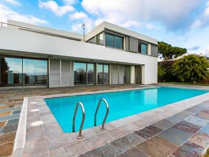 Casa de 399m² con 970m² de jardín en venta en Arenys de Mar