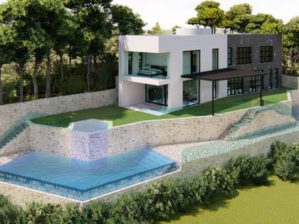 1,900 m² plot for sale in Javea, Costa Blanca
