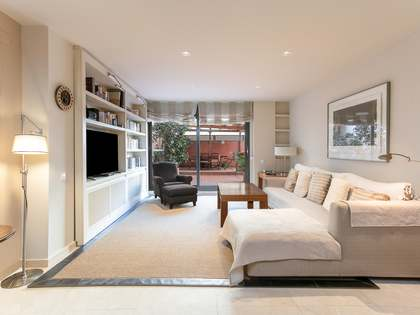 Appartement de 185m² a vendre à Sarrià avec 85m² terrasse