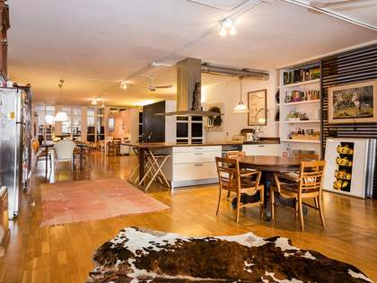 loft for sale in Poblenou, Barcelona - Lucas Fox