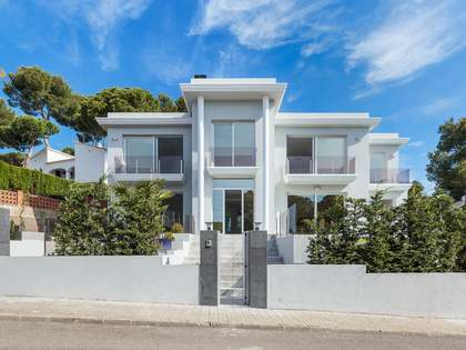 New 4-bedroom villa for sale in Playa de Aro, Costa Brava