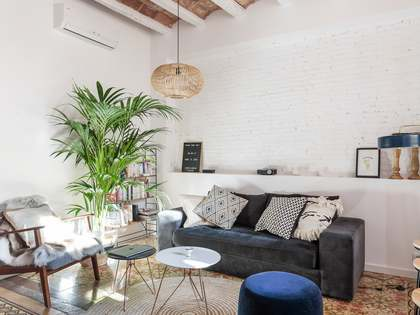 68 m² apartment with 8 m² terrace for sale in Gracia