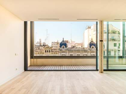 224 m² penthouse with terraces for sale in Barcelona