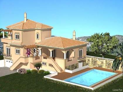 4-bedroom villa to buy in Almancil on the Algarve