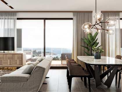 Квартира 179m², 44m² террасa на продажу в Urb. de Llevant