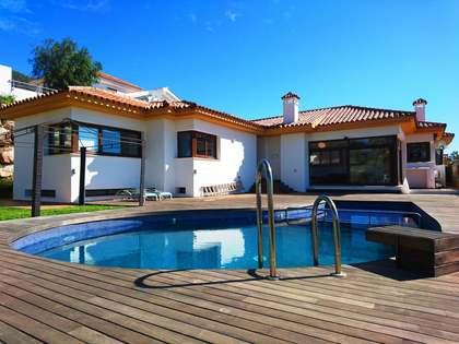 Maison / Villa de 338m² a vendre à Mijas avec 843m² de jardin
