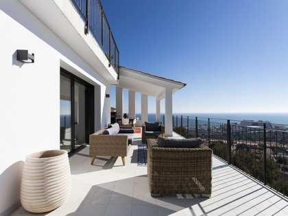 Casa moderna de 6 dormitorios en venta en Levantina, Sitges