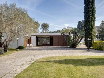 在 Sant Cugat, 巴塞罗那 417m² 整租 豪宅/别墅