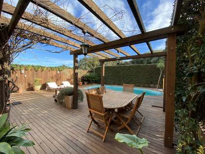 285m² Hus/Villa med 249m² Trädgård till salu i Argentona