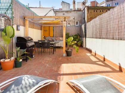 78 m² apartment with 40 m² terrace for sale in Poble Sec