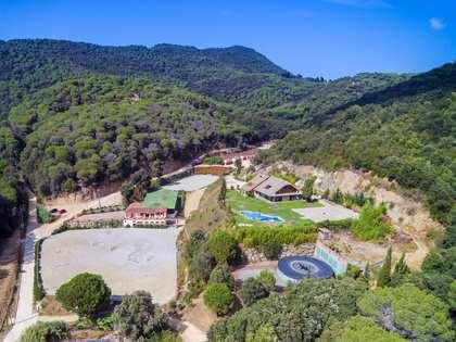 5,000m² Equestrian Property for sale in Sant Andreu de Llavaneres