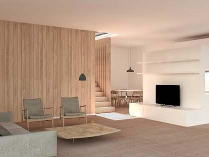 Квартира 147m², 96m² террасa на продажу в Ситжес, Ситжес
