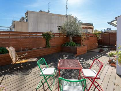108m² Penthouse with 70m² terrace for sale in Sant Antoni