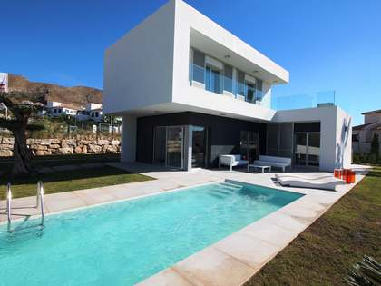 151m² House / Villa with 111m² terrace for sale in Finestrat