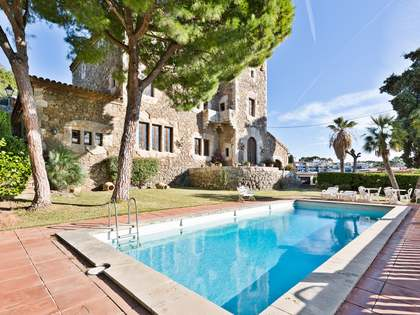 673m² Castle / Palace for sale in Bellamar, Barcelona