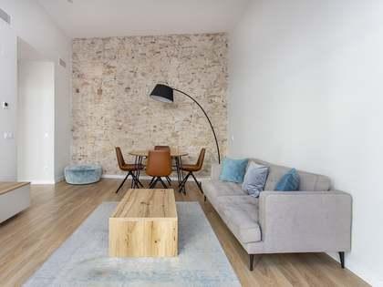 Appartamento di 90m² con 35m² terrazza in affitto a Gotico