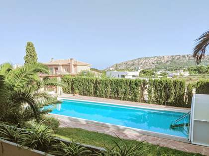 400m² House / Villa with 1,500m² garden for sale in Alicante ciudad