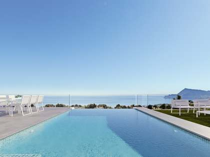Huis / Villa van 517m² te koop met 144m² terras in Altea