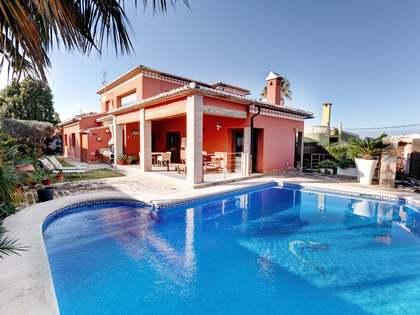 Maison / Villa de 312m² a vendre à Dénia, Costa Blanca