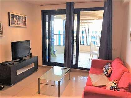 Attico di 84m² con 60m² terrazza in affitto a Patacona / Alboraya