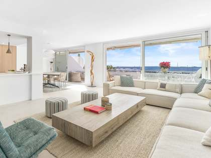 163m² Apartment with 40m² terrace for sale in Ibiza Town