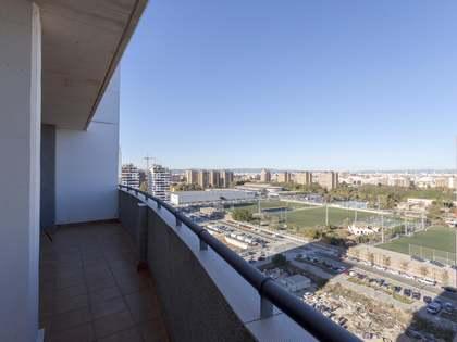 Penthouse van 221m² te koop met 80m² terras in Ciudad de las Ciencias