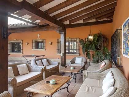 Magnifica villa en una parcela de 14.000 m² en venta en Dénia