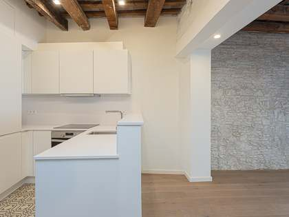 67m² Penthouse with 16m² terrace for sale in Gótico