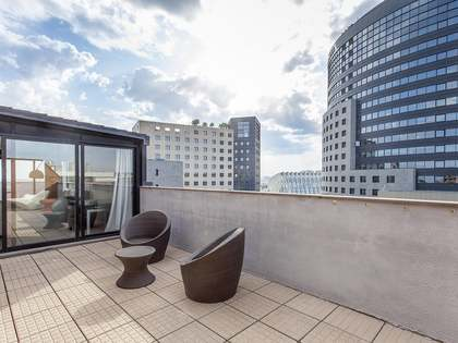 120m² Penthouse with 120m² terrace for sale in Ciudad de las Ciencias
