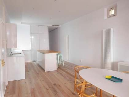 Renovated 137m² apartment for rent in Justicia, Madrid