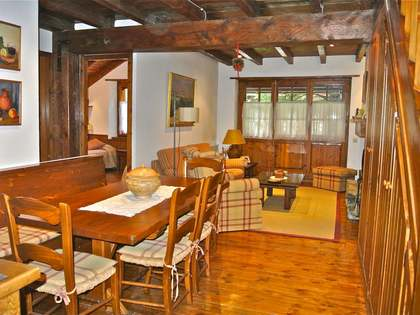 Impressive, rustic villa for sale in Tarter, Canillo