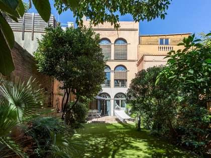 在 恩典区, 巴塞罗那 290m² 出售 豪宅/别墅 包括 花园 105m²