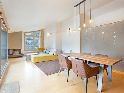 184m² Apartment with 22m² terrace for rent in Escaldes