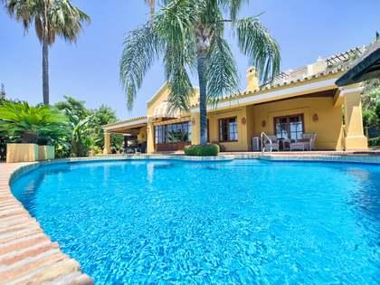 Villa de 322 m² con vistas al mar en venta en Benahavís