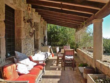 Country property for sale in Alcúdia North Mallorca