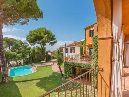 Huis / Villa van 900m² te koop in Begur Town, Costa Brava