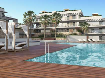 Piso de 178m² con 31m² de jardín en venta en Málaga Este