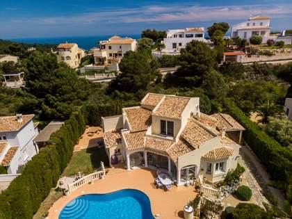 Casa / Vila de 198m² à venda em Jávea, Costa Blanca
