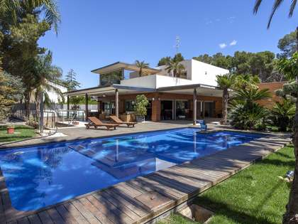 Luxury property for rent in La Eliana, Valencia city