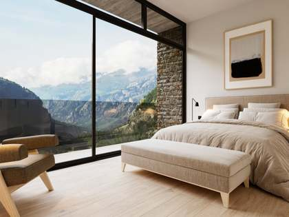 75m² Apartment with 130m² terrace for sale in Ordino