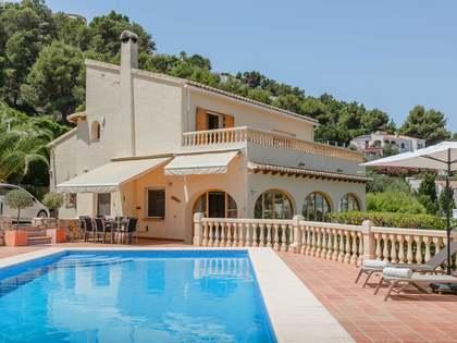 Maison / Villa de 293m² a vendre à Jávea, Costa Blanca