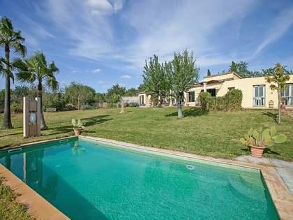 Landhuis van 288m² te koop in Palma Surroundings, Mallorca
