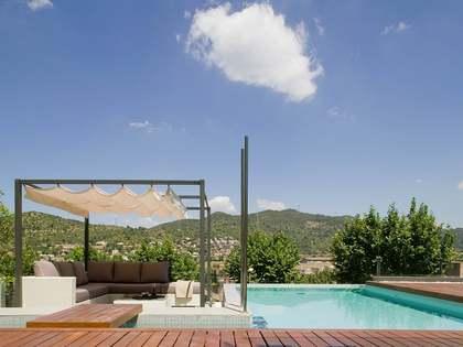 Designer house for sale in Sant Just Desvern, near Barcelona