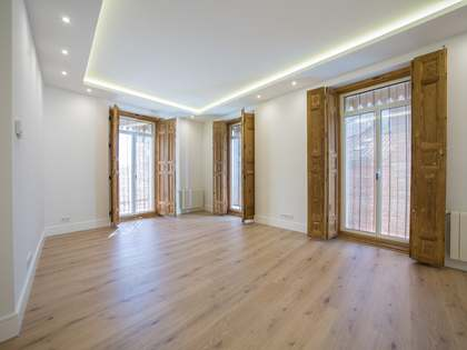 90m² apartment to rent in Huertas, Madrid